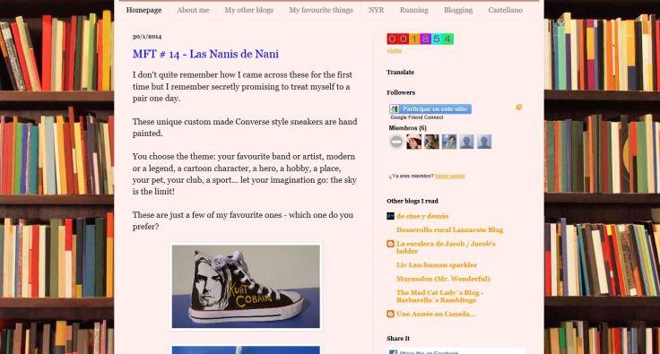 Blog de Susana Fondon