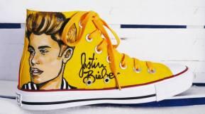 Justin Bieber Las Nanis de Nani