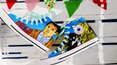 Las Nanis de Nani Frida Kahlo