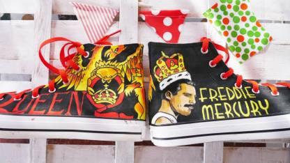 Las Nanis de Nani Freddie Mercury