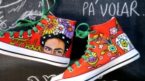 Las Nanis de Nani de Frida Kahlo alas pa volar
