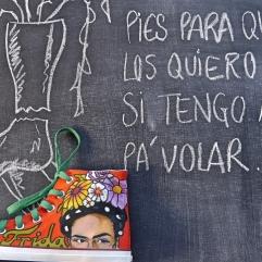 Las Nanis de Nani de Frida Kahlo
