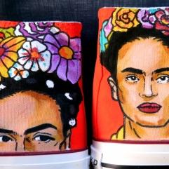 Las Nanis de Nani de Frida