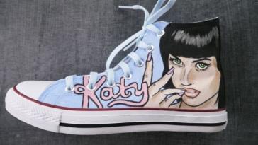 Las Nanis de Nani de Katy Perry Converse 3