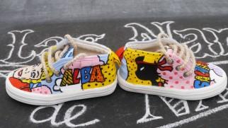 Las Nanis de Nani las zapatillas de Carlota Corredera la de Sálvame